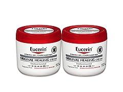 Eucerin Original Healing Cream- 2 Pack