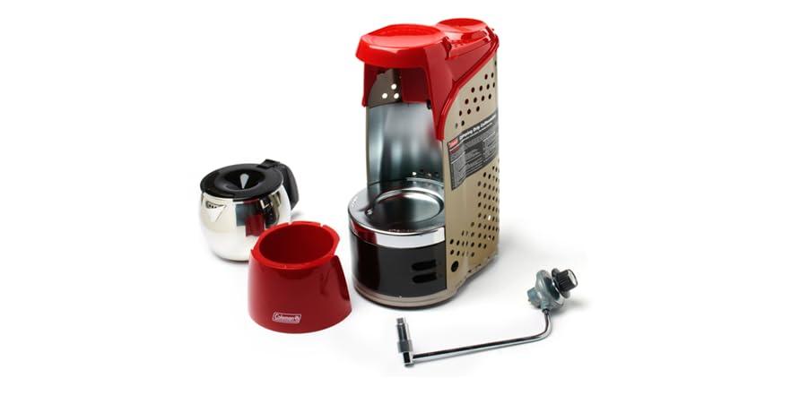 10-Cup Propane Coffee Maker