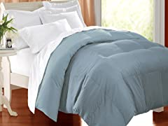 Egyptian Cotton DA Comforter Blue-Twin