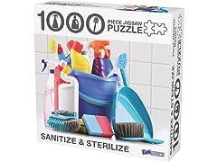 Sanitize and Sterilize Puzzle
