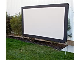 "Camp Chef Outdoor 144"" Big Screen"