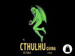 Cthulhu Quina Tote