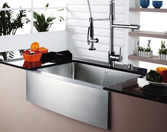 Kraus Undermount And Farmhouse Sinks