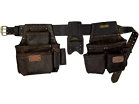 OX Tools 4-Piece Construction Rig Tool Belt