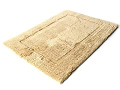 Non Slip Rug-Wheat-2 Sizes