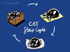 Kitty Sleep Cycle
