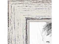 "ArtToFrames 18x21"" Eggshell Rustic Frame"