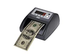 Pyle PRMDC40 Counterfeit Bill Detector
