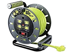 MasterPlug Extension Cord Reels