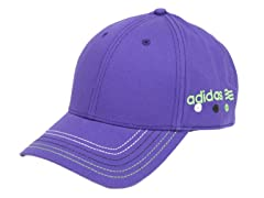 adidas Performance Patch Hat, Purple