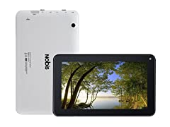 "7"" Android 4.2 Quad-Core Tablet - White"
