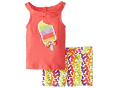 Popsicle Short Set (2T-4T)