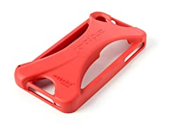 ampjacket for iPhone 4/4S - Red