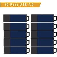 10 PacK Centon Pro2 64GB USB 3.0 Flash Drive (Multi Colors)