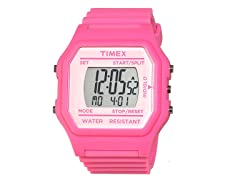 Women's Jumbo Pink Watch