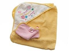 Yellow 'My Heart Belongs to Mommy'