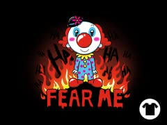 Coulrophobia (The Fear of Clowns)