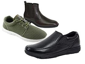 Alpine Swiss Men's Shoes