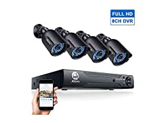 JOOAN JOOAN HD1080N Security Camera System for