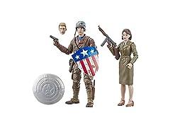 Captain America Collectible Action