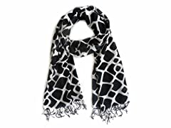 2-Pack Into the Wild Print Scarves