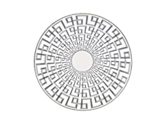 Lenox Silver Accent Plate