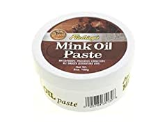 Fiebings Mink Oil Paste- 6oz. Soften