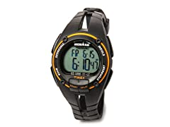 Timex Men's Ironman 50-Lap Full-Size Resin Strap Watch