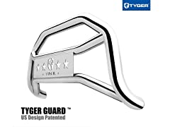 Stainless Steel Front Bumper Guard-2016-2018 Titan XD