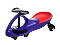 Lil' Rider Wiggle Car - Purple