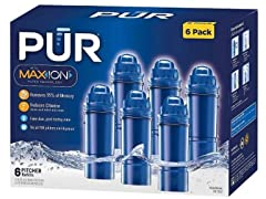 PUR Water Pitcher Replacement Filters