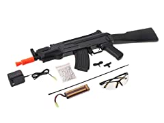 Mid Level Electric Airsoft Rifle Set