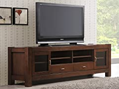Abbyson Living Elodie Entertainment Center