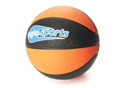 OGLO Orange Basketball
