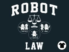 Robot Law School