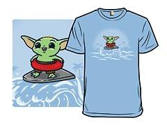 Surfing Child