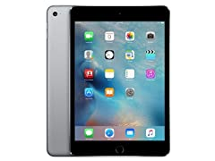"Apple iPad Mini 4th Gen 7.9"" 64G Tablet"