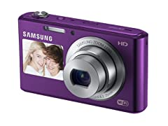 Samsung 16.2MP Dual-View Smart Digital Camera