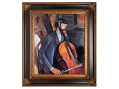 Modigliani - The Cellist