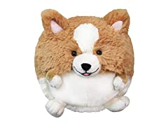 Squishable Mini Corgi Plush