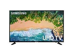 "Samsung 50"" or 55"" Class NU6900 Smart 4K UHD TV (2018)"