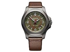 Swiss Army Men's Victorinox Watch INOX