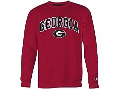 Georgia Men's Crew Sweatshirt