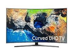 "Samsung 49"" Class MU7500 Curved 4K UHD TV"