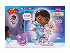 Doc McStuffins Wall Friend