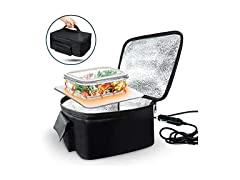 Zone Tech Portable Warmer Lunch Box