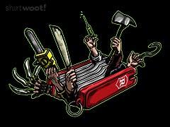 Teen Slasher Knife