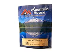Mountain House Chili Mac with Beef 6pk