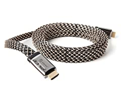 12ft Flat High-Speed HDMI Cable