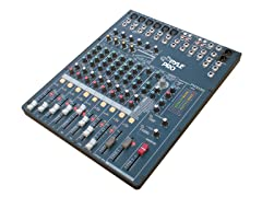 12-Channel Digital (DSP) Console Mixer